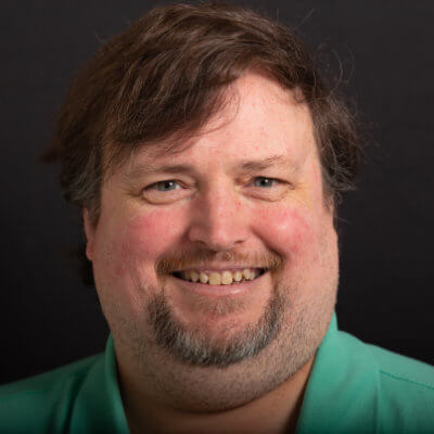 Picture of Wes Boggs, VP of Technology