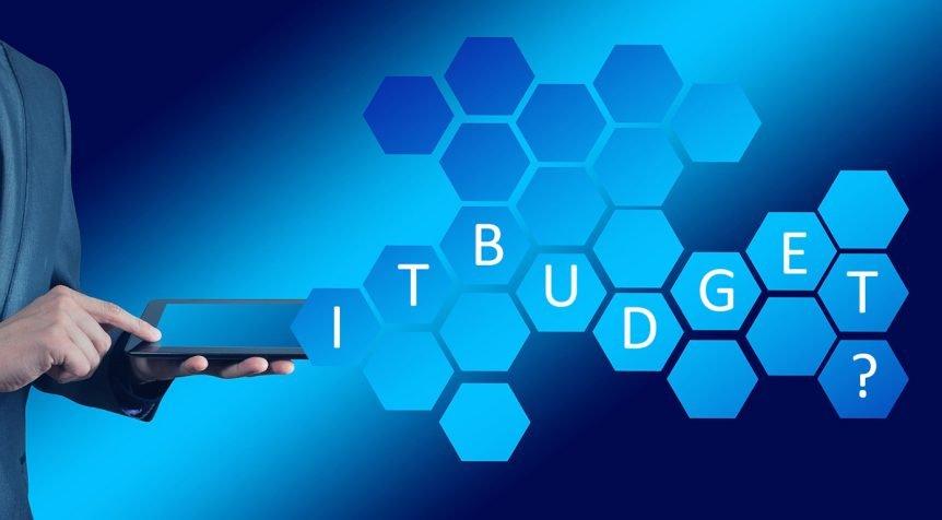 IT budget photo