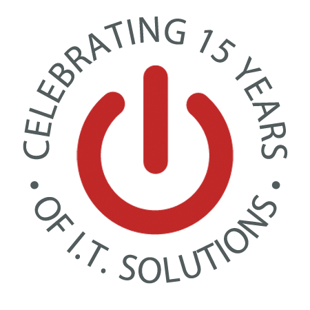 Celebrating 15 years of I.T. Solutions