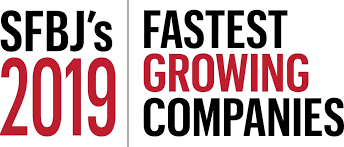 South Florida Business Journal - 2019 Fastest Growing Companies