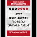 South Florida Business Journal: I.T. Solutions goes from at-home startup to million-dollar tech business