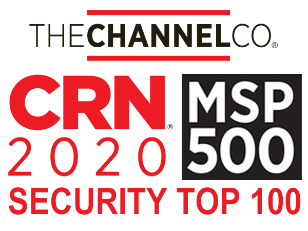 Top 100 CRN Award