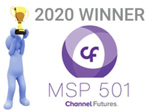 Award - MSP 501 2020