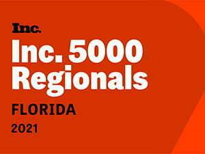 Inc 5000 Florida Award