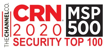 CRN MSP 2020 500 Security Top 100