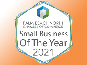 Award for Small Business of the Year